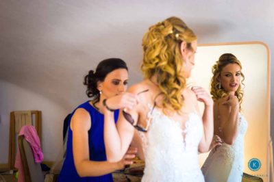 Wedding Stories - Bridal Make-up & Hairstyling